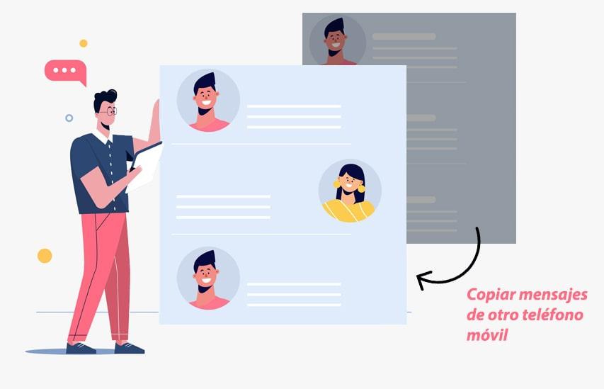 Cómo Leer Los Mensajes de Otro Celular Desde El Mío